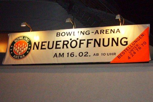 BOWLING-ARENA Jubiläum