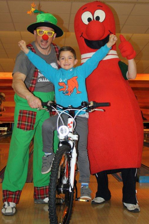 Kinderfest BOWLING-ARENA 2015
