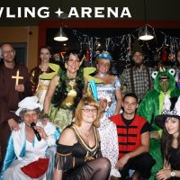 Fasching in der BOWLING-ARENA